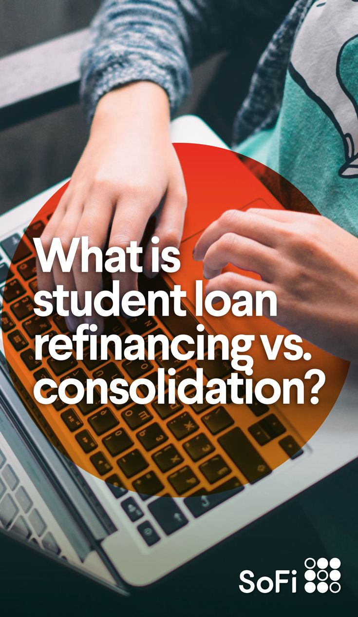 When paying off student loans, it's good to know how federal loan consolidation is different from private—and how both of those are different from refinancing. Read our tips on how to choose the best one for you to save money and work towards being debt free.