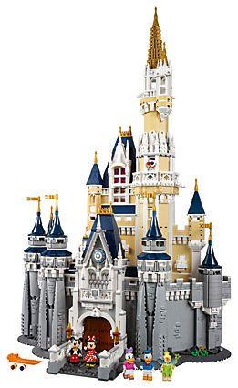 Le château Disney   LEGO Shop