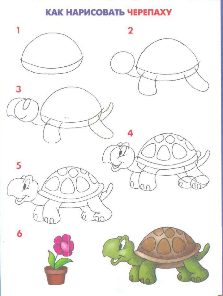 Цветы жизни...: Учимся рисовать