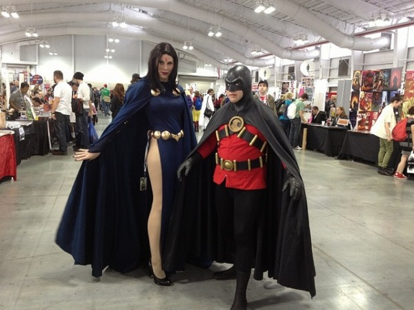 Our Favorite Cosplay From New York Comic Con 2012 [Feature]