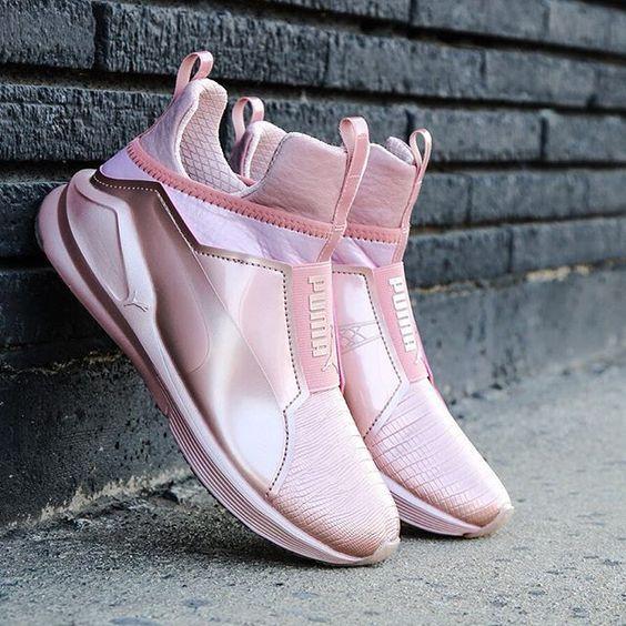 Zapatos deportivos mujer, Zapatillas puma