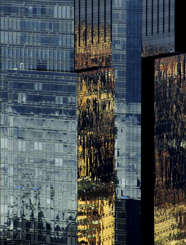 NYC Fractal by Carsten Witte, via Behance