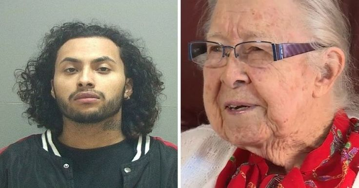 99-Year-Old Woman Scolds Gunman For Messing Up Her House, Tells Him To 'Knock It Off'