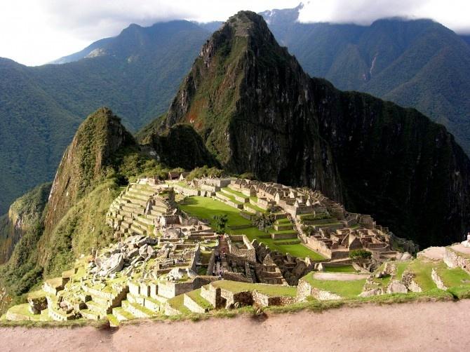 The original purpose of Machu Picchu