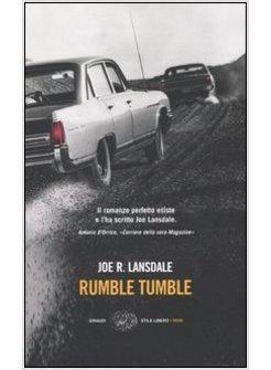 Rumble Tumble @ Joe R. Lansdale