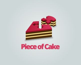 Piece of Cake by MDS on BrandCrowd RRP$650