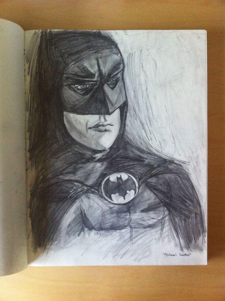 Michael Keaton - Batman