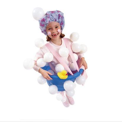 Home made kids Halloween costumes