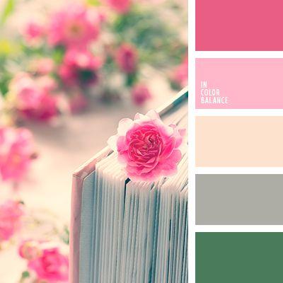 """Оттенки пастельного розового цвета идеально вписываются в коллористику такого стиля, как """"шебби-шик""""."""