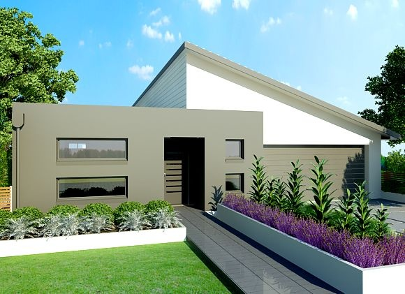 Sekisui House Australia Home Designs: Lana 190   Stylish Facade. Visit  Www.localbuilders