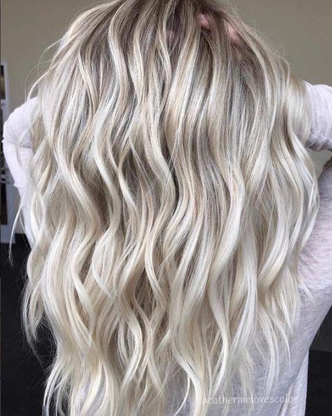 Wunderschöne Blonde Frisur Ideen, Die Machen Sie Zum Trendsetter