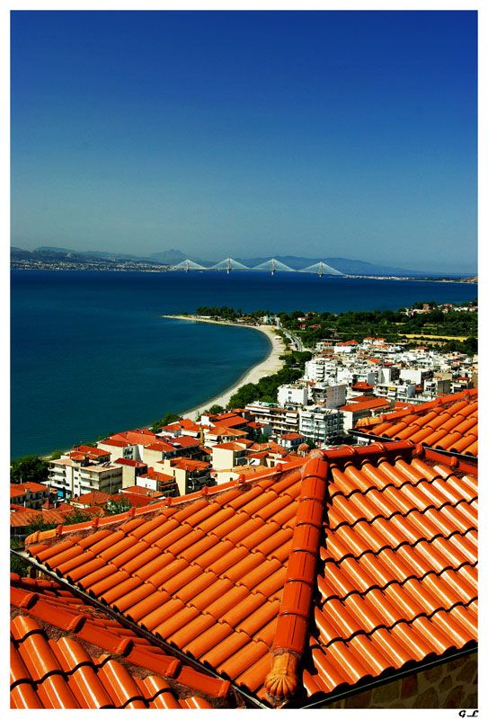 GREECE CHANNEL | Nafpaktos, Etoloakarnania