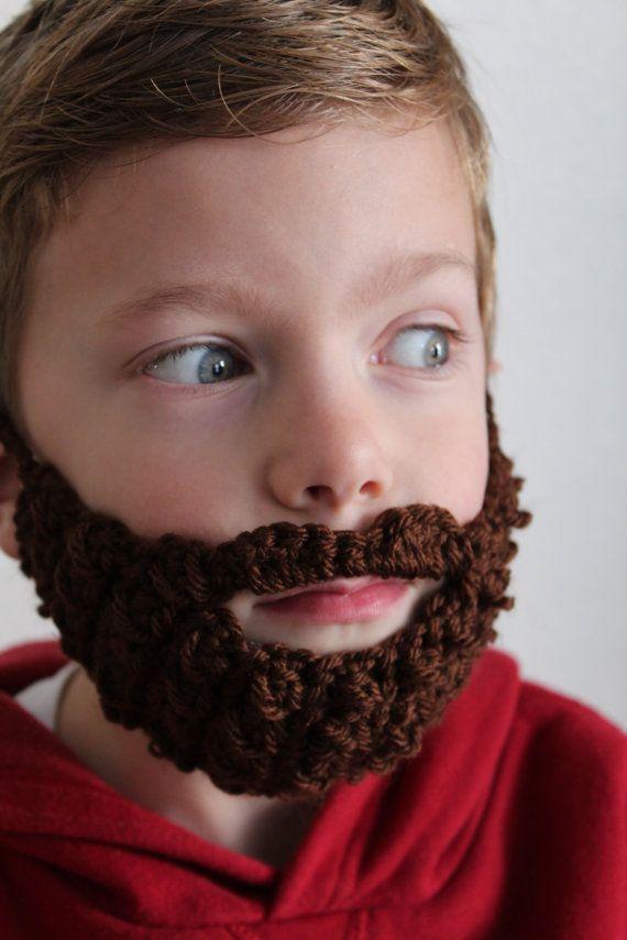 Children/'s Lumberjack Beard