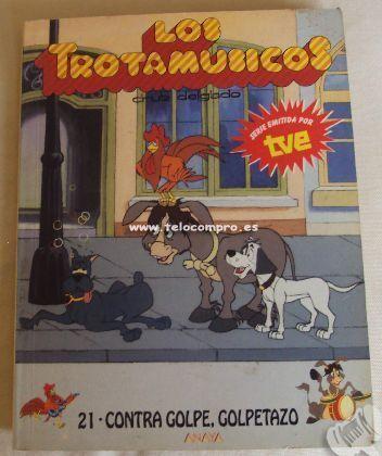 Aprovechando que ayer, 22 de noviembre, fue Santa Cecilia, patrona de la música, hoy os vamos a proponer la lectura de la colección de cómic de Los Trotamúsicos que tenemos en la biblioteca.