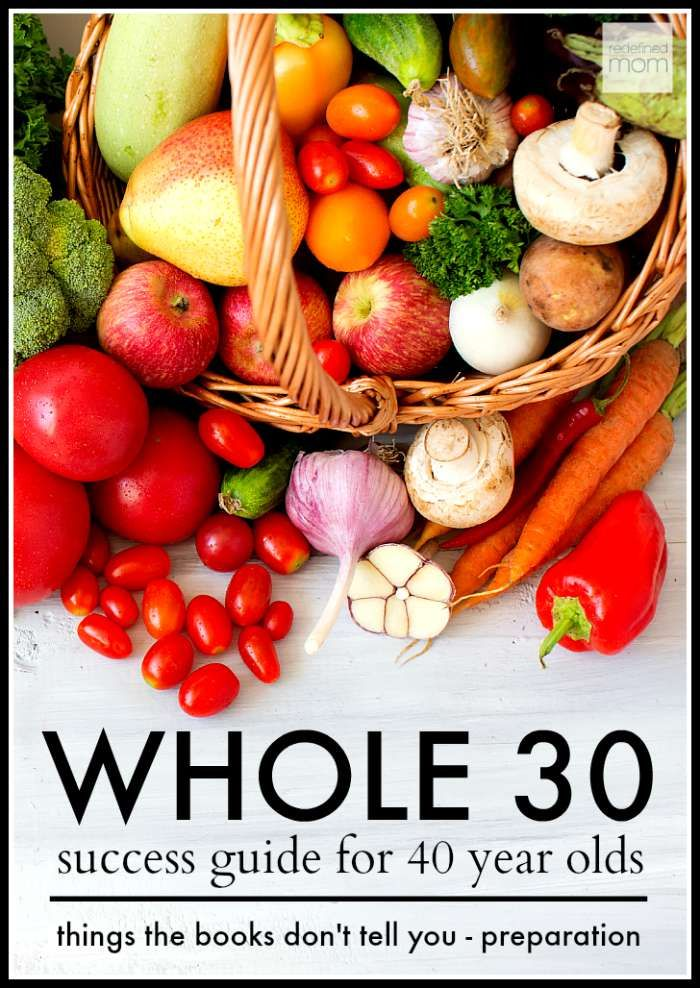Thinking about starting the Whole 30? Here are some Things The Whole30 Books Don't Tell You about preparing foods, cleaning out your pantry and buying groceries for the Whole 30.