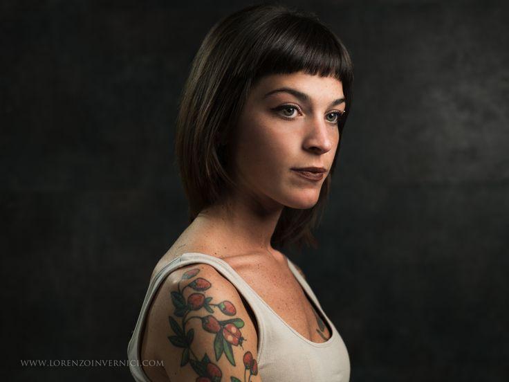 Chiara - Photo by Lorenzo Invernici
