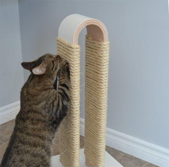 17 Best Images About Modern Cat Scratchers On Pinterest