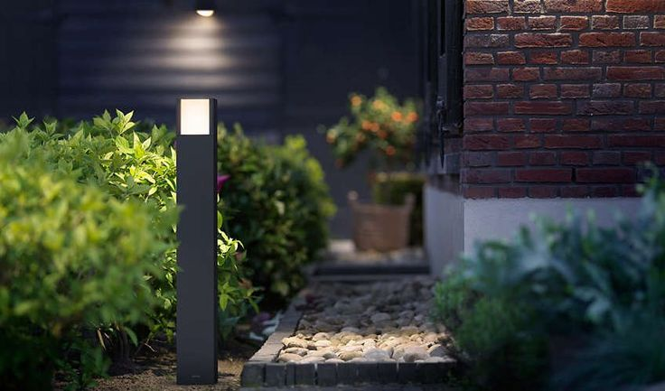 Philips myGarden Outdoor Słupek Arbour 770 16463/93/16 : Sklep internetowy Elektromag Lighting #outdoorlighting #garden #lamp