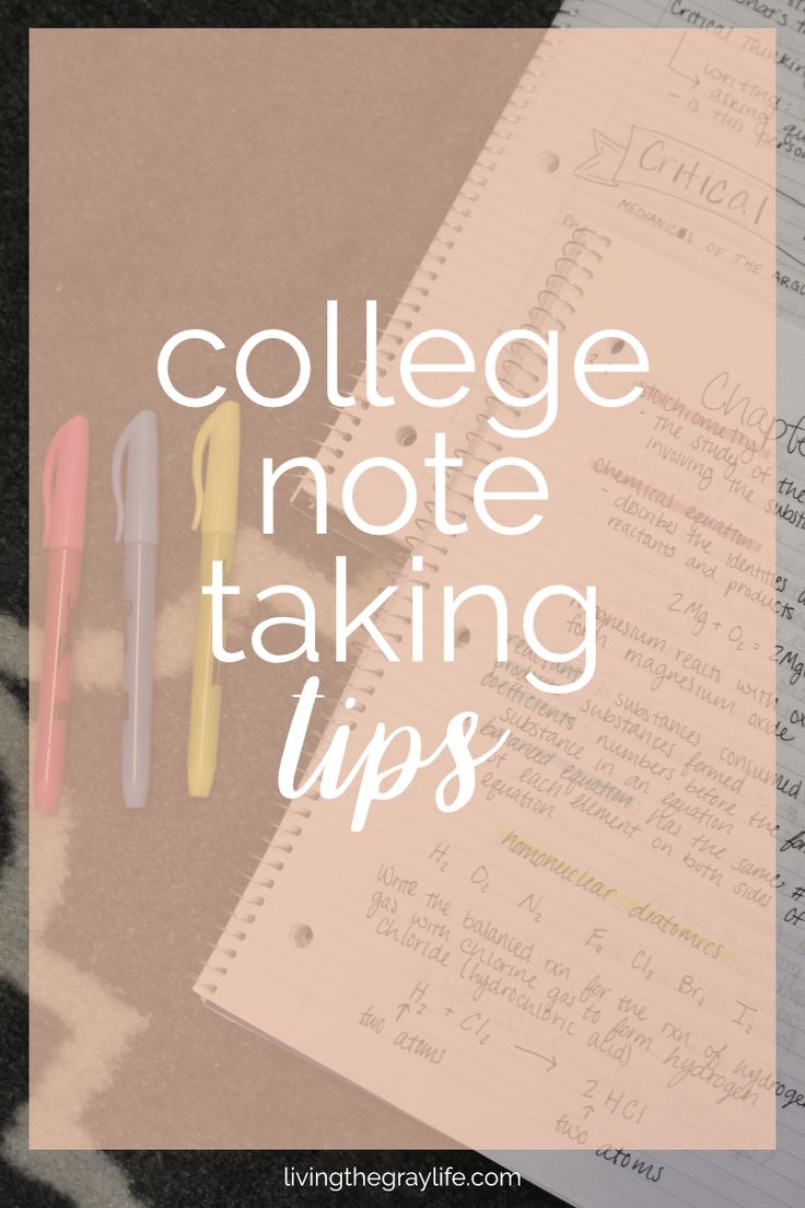 Taking notes is an essential part of any college student's life. For me, I'm either in class trying to scribble down as much as I can, or I'm back at my dorm rewriting the notes I took during class. I like to have my notes clean, organized, and colorful! I'm much more likely to enjoy taking …