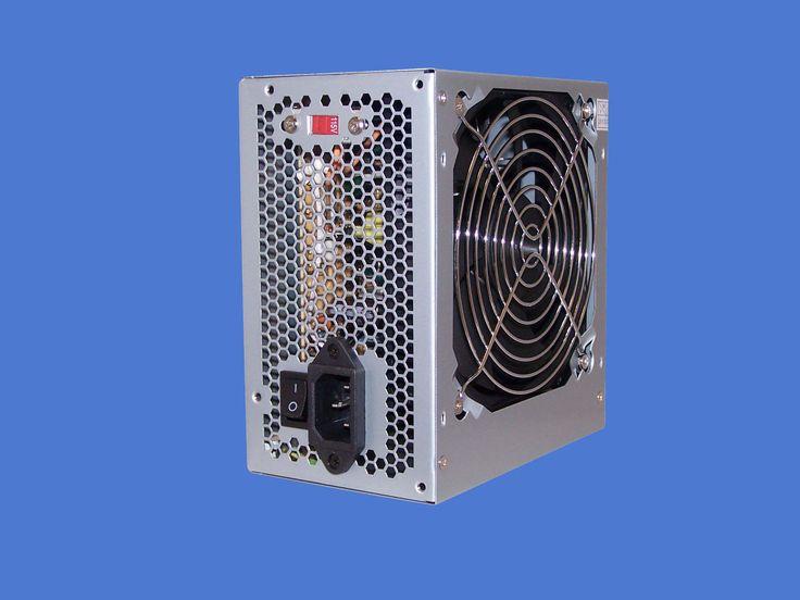 New 600W Upgrade Power Supply fo Dell HP Pavilion/Media Center Compaq PC Desktop