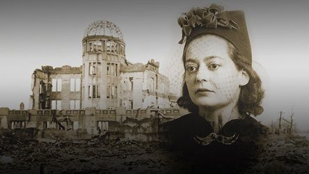 The World's Most Astonished Atheist The bombing of Hiroshima and Nagasaki destroyed Joy Davidman's worldview, too.