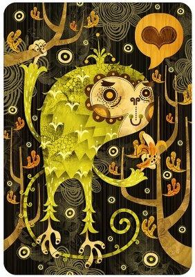 Alberto CerriteñoEtsy Illustration, Art 240, Alberto Cerriteno, Concept Art, Albertocerriteno, Alberto Cerriteño, Enamore Mico, Moon Art, Artsy Fartsy