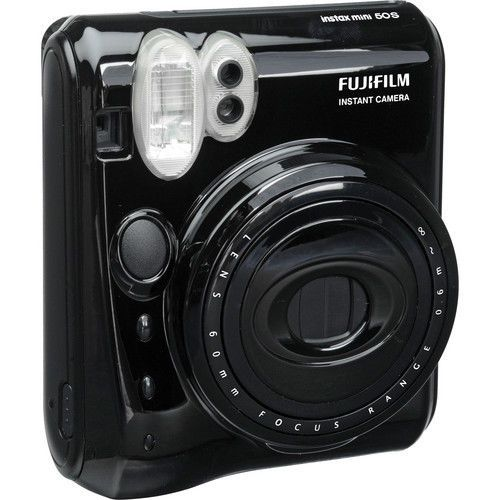 Fujifilm instax mini 50S Instant Print Camera (Piano Black) #Fujifilm