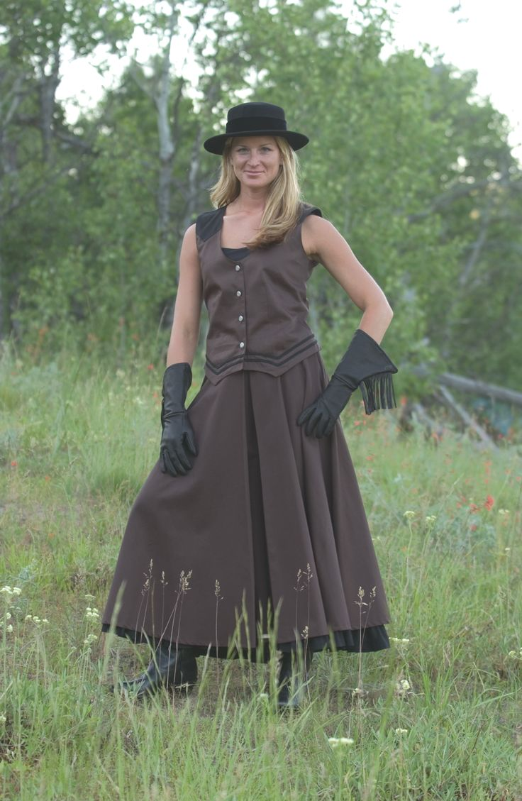 67 Best Women S Old West Clothing Images On Pinterest
