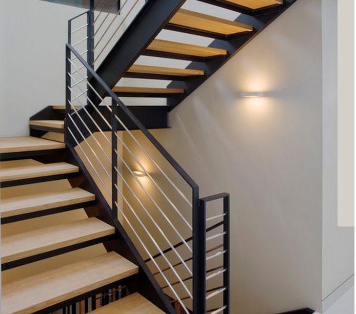 Les 28 meilleures images du tableau Escalier béton ou habillage d ...