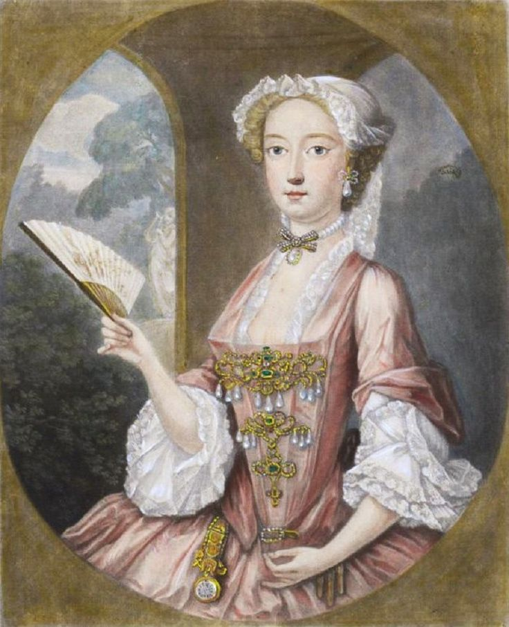 best th century portraits of women images 1745 thomas burford british artist 1710 1770