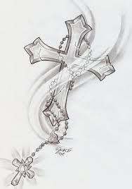 cross tattoos for women on wrist - Google Search