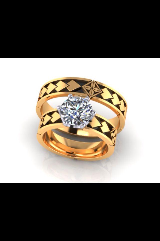 Samoan Wedding Rings