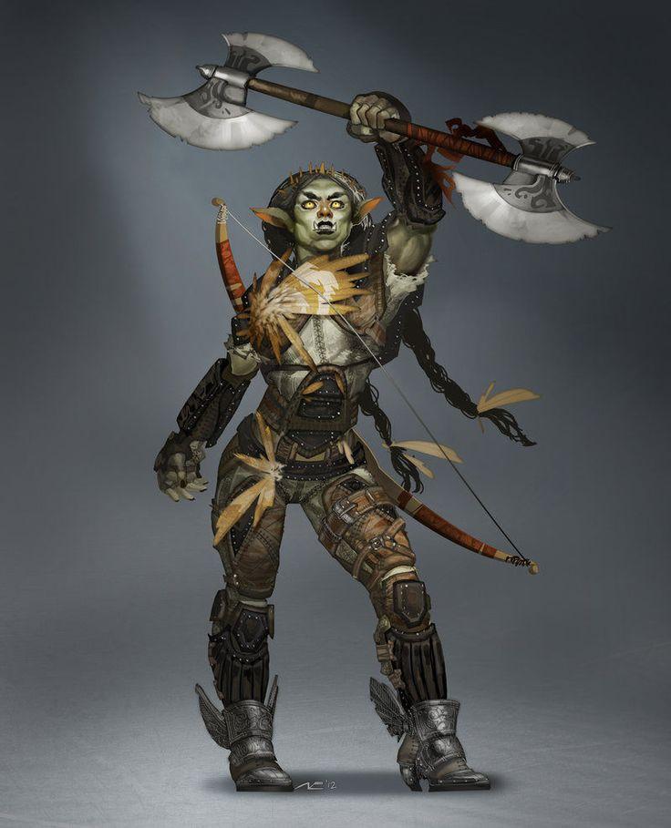 Orc female