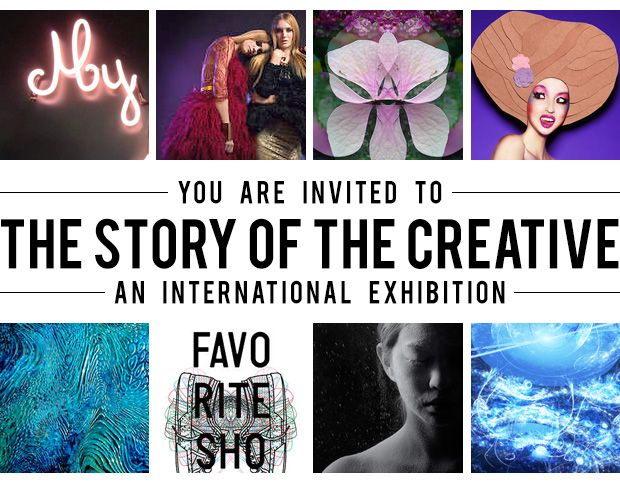 An important international creative exhibition in New York