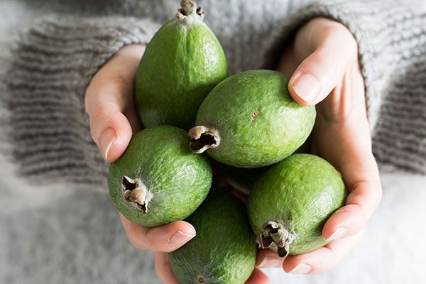 10 ways with feijoas