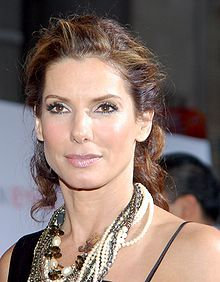 """Sandra Bullock.  I fell in love with you in """"While Your Sleeping"""""""