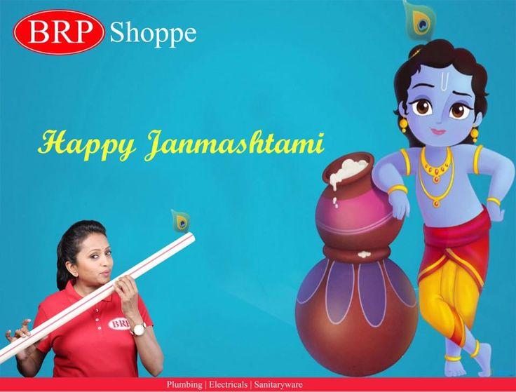 BRP Shoppe Krishna Janmashtami Celebration with Anchor Suma