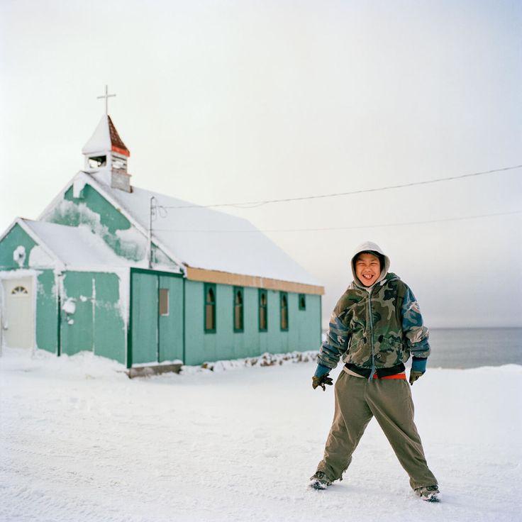 Il immortalise pendant 10 ans ses moments passés dans les régions les plus éloignées de l'hémisphère nord