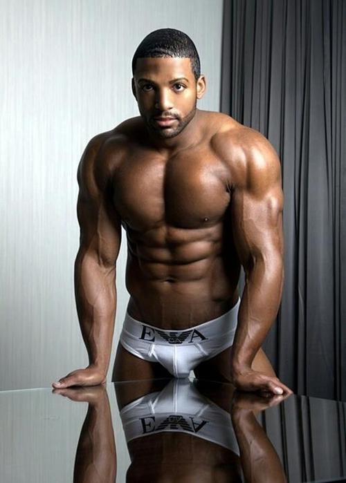 Black hot men naked