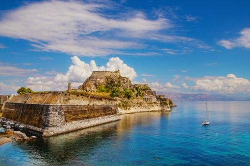 Visit Greece   Castles