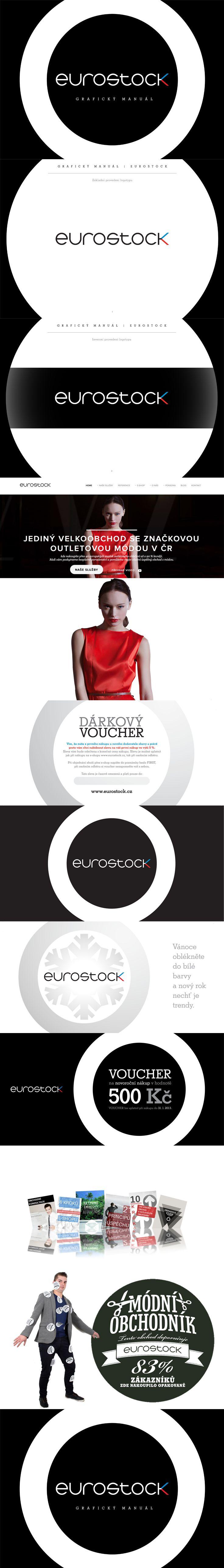 Malá grafická ukázka značky EUROSTOCK ww.eurostock.cz Pomůžeme vám k profesionálnímu vzhledu společnosti. Kontakt info@steinermedia.cz
