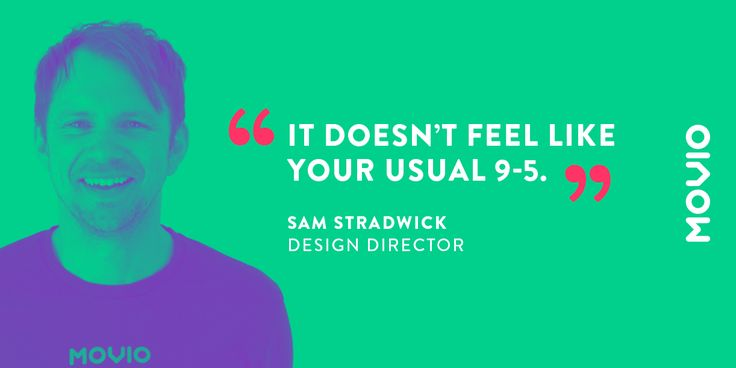 Meet Movio - Sam Stradwick