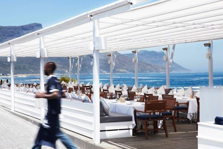 The Bungalow Restaurant, Clifton, Cape Town