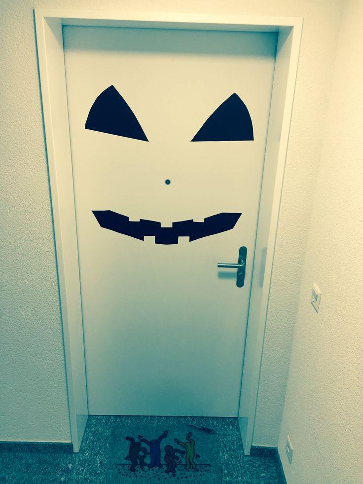 Halloweentür