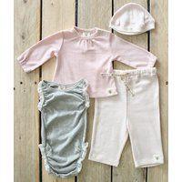 Organic Cotton Girls $70 Gift Set
