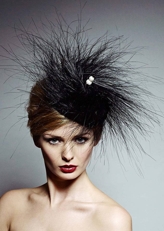 Rosie Olivia Millinery - A/W 2014. #FashionSerendipity #hats #millinery