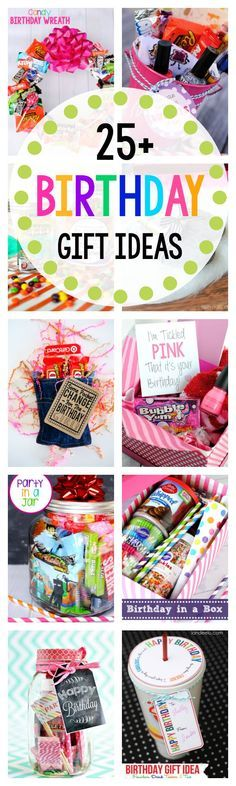 25 Amazing Fun Birthday Gift Ideas for Friends.                                                                                                                                                     More