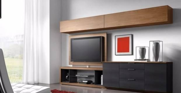 Color nogal super chic centros de tv pinterest - Muebles de nogal ...