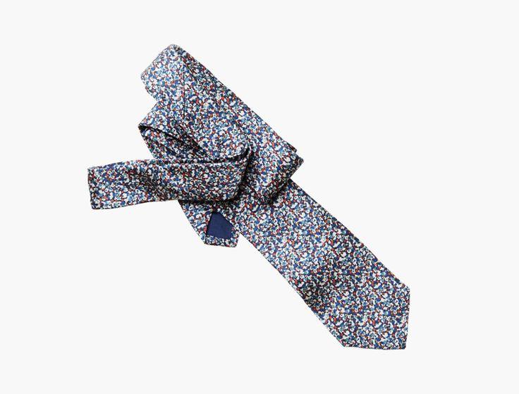 #liberty #hm #tie #print #kravata http://www.urbag.cz/liberty-hm-panske-kosile-kapesnicky-kravaty-motylci/