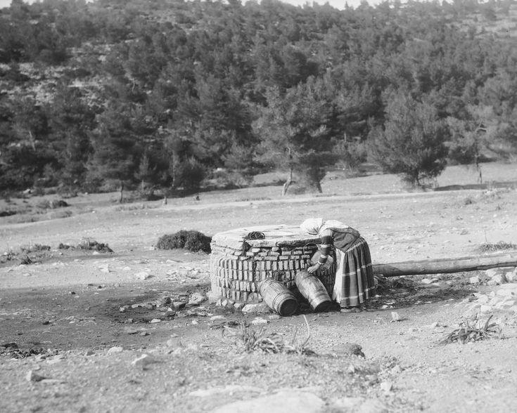 walter Hege,Ελλάδα 1928-35..